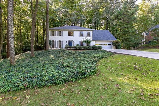 3468 Johnson Ferry Road NE, Roswell, GA 30075 (MLS #6790284) :: The Cowan Connection Team