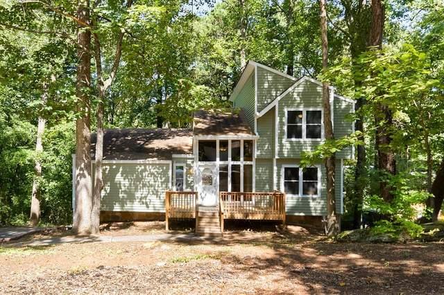 3465 Shawnee Trail SE, Smyrna, GA 30080 (MLS #6790442) :: Tonda Booker Real Estate Sales