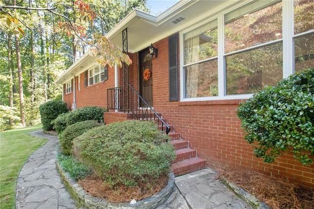 1635 Princess Circle NE, Atlanta, GA 30345 (MLS #6790641) :: Tonda Booker Real Estate Sales