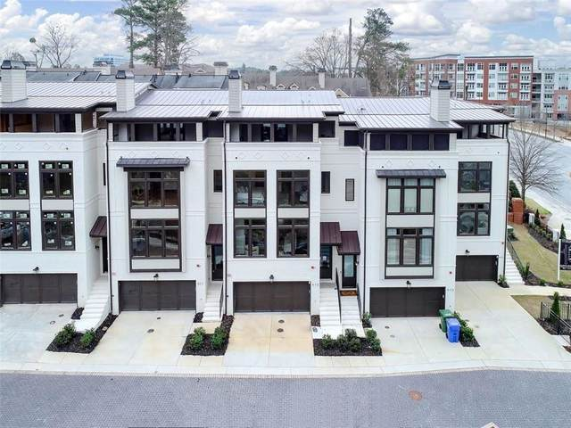 981 Laurel Court NE, Atlanta, GA 30326 (MLS #6790775) :: The Butler/Swayne Team