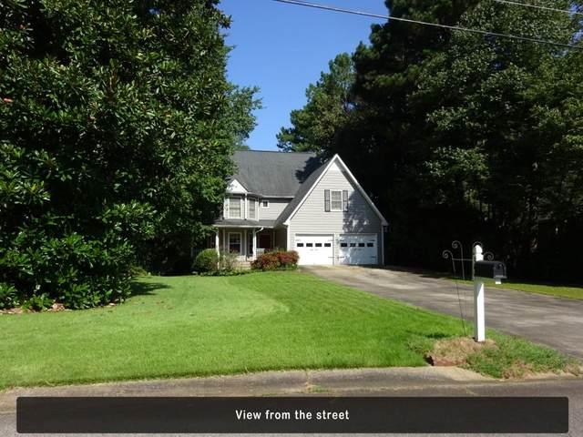 395 Lake Swan Court, Hiram, GA 30141 (MLS #6790852) :: Tonda Booker Real Estate Sales