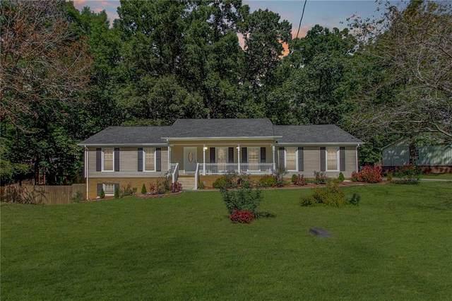 2310 Village Drive, Covington, GA 30016 (MLS #6790990) :: North Atlanta Home Team