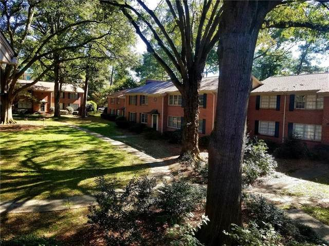 425 Lindbergh Drive NE F4, Atlanta, GA 30305 (MLS #6791020) :: Vicki Dyer Real Estate