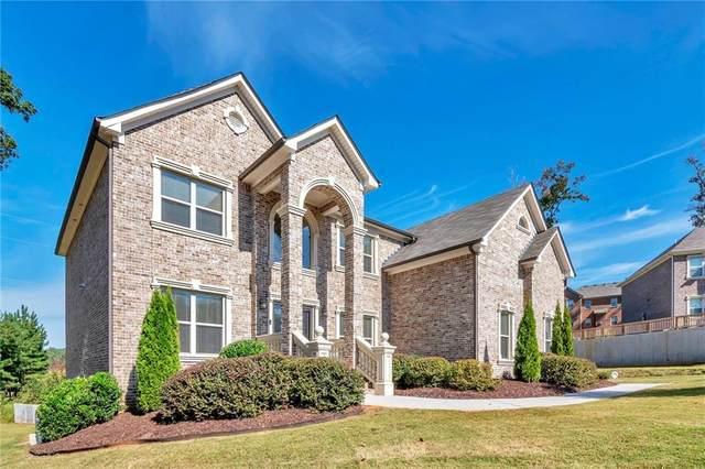 2900 Ash Grove Drive, Conyers, GA 30094 (MLS #6791098) :: Keller Williams