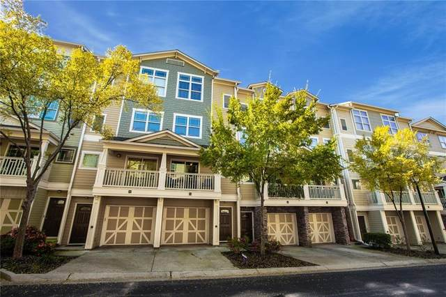 216 Semel Circle NW #354, Atlanta, GA 30309 (MLS #6791257) :: Thomas Ramon Realty