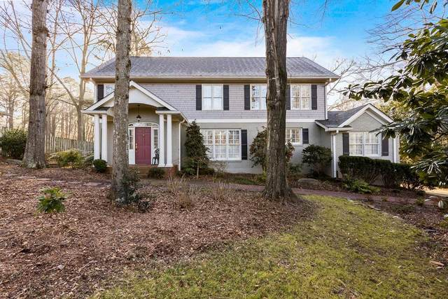 555 Stillwood Drive, Gainesville, GA 30501 (MLS #6791676) :: Path & Post Real Estate