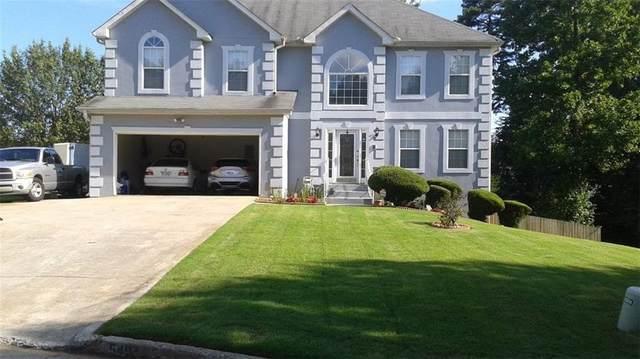 5404 Winding Glen Drive, Lithonia, GA 30038 (MLS #6791713) :: North Atlanta Home Team