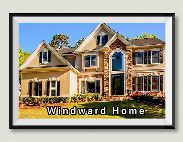 1325 Hillcrest Heights, Alpharetta, GA 30005 (MLS #6791739) :: North Atlanta Home Team