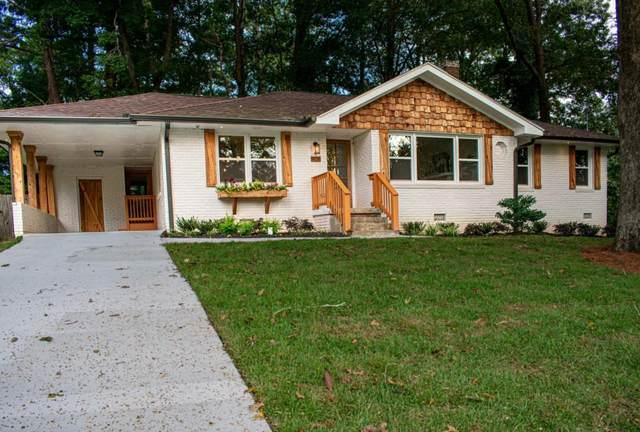 1428 Downs Drive SW, Atlanta, GA 30311 (MLS #6791879) :: Tonda Booker Real Estate Sales