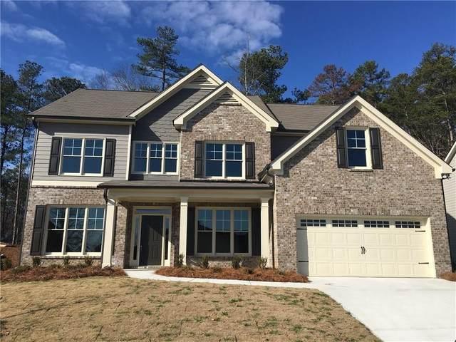 4703 Fairways Lane, Jefferson, GA 30549 (MLS #6792162) :: North Atlanta Home Team