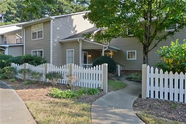 4537 Pineridge Circle, Dunwoody, GA 30338 (MLS #6792236) :: North Atlanta Home Team