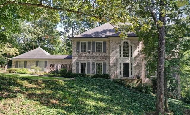 5795 Heards Forest Drive, Sandy Springs, GA 30328 (MLS #6792356) :: Tonda Booker Real Estate Sales