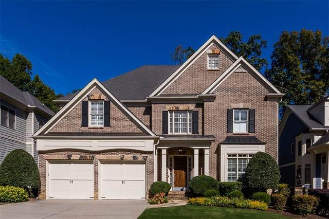 1080 Bluffhaven Way NE, Brookhaven, GA 30319 (MLS #6792695) :: North Atlanta Home Team