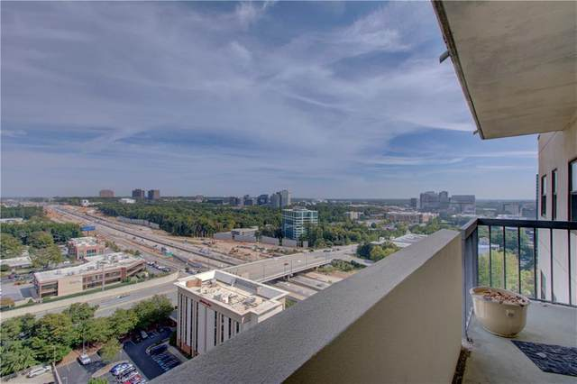 795 Hammond Drive NE #2301, Sandy Springs, GA 30328 (MLS #6792772) :: 515 Life Real Estate Company