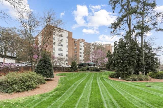 2965 Pharr Court South,Nw #510, Atlanta, GA 30305 (MLS #6792799) :: Path & Post Real Estate