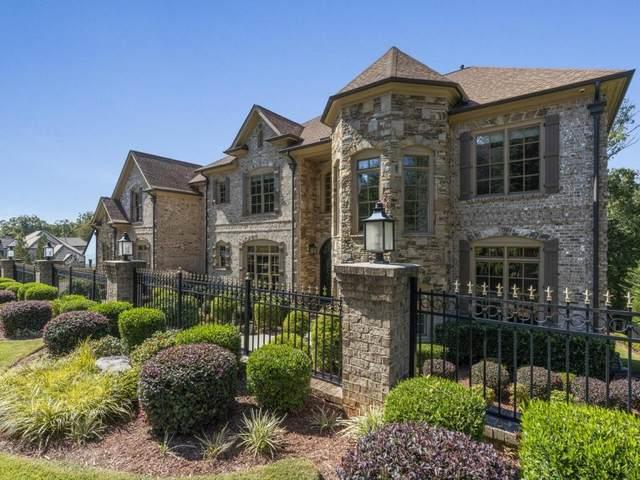 9740 Almaviva Drive, Johns Creek, GA 30022 (MLS #6793226) :: Tonda Booker Real Estate Sales