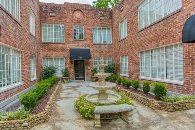 1028 Saint Charles Avenue #1, Atlanta, GA 30306 (MLS #6793514) :: Thomas Ramon Realty