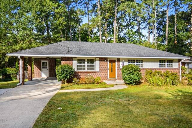 1326 Talcott Place, Decatur, GA 30033 (MLS #6793585) :: The Cowan Connection Team
