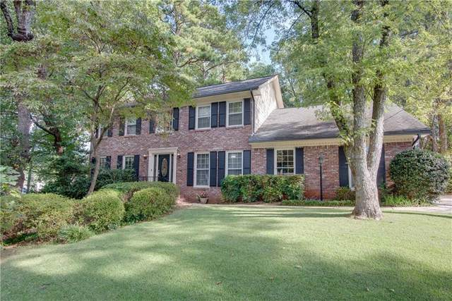 3590 Norwich Drive, Tucker, GA 30084 (MLS #6793624) :: North Atlanta Home Team