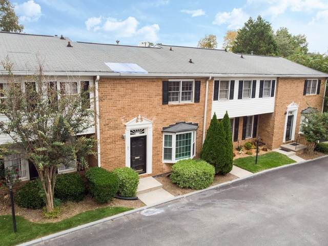 6520 Roswell Road NE #27, Atlanta, GA 30328 (MLS #6793625) :: RE/MAX Paramount Properties