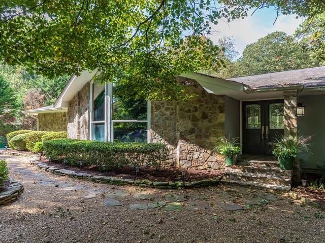 1580 Huntingdon Trail, Sandy Springs, GA 30350 (MLS #6793751) :: Keller Williams Realty Atlanta Classic