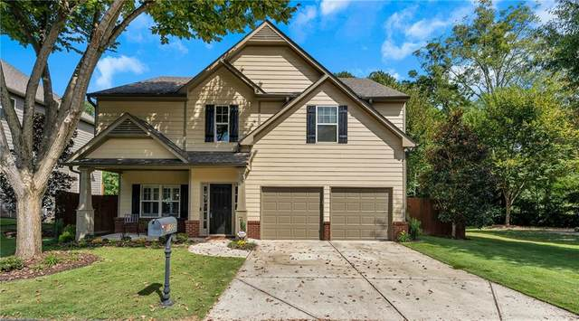 1555 Princeton Trail, Smyrna, GA 30080 (MLS #6793914) :: Tonda Booker Real Estate Sales