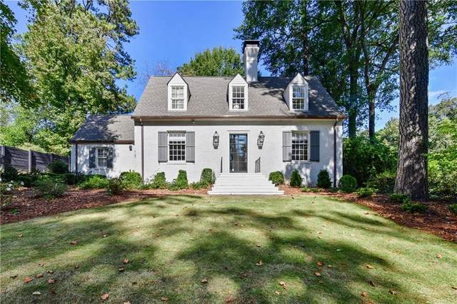 4238 W Club Lane NE, Atlanta, GA 30319 (MLS #6793973) :: Compass Georgia LLC