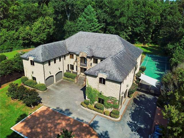 645 Londonberry Road, Atlanta, GA 30327 (MLS #6794478) :: The Heyl Group at Keller Williams