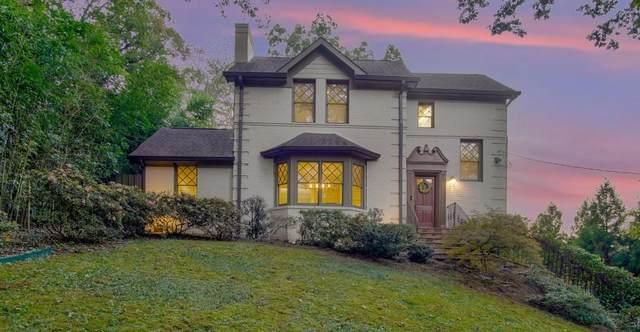 1818 N Rock Springs Road NE, Atlanta, GA 30324 (MLS #6794896) :: North Atlanta Home Team