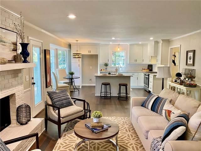2572 Woodland Path, Marietta, GA 30062 (MLS #6794957) :: Tonda Booker Real Estate Sales