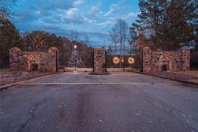 8000 Cascading Shoals, Winston, GA 30187 (MLS #6795094) :: KELLY+CO