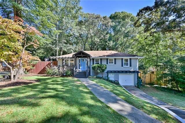 3526 Dunn Street SE, Smyrna, GA 30080 (MLS #6795207) :: Tonda Booker Real Estate Sales