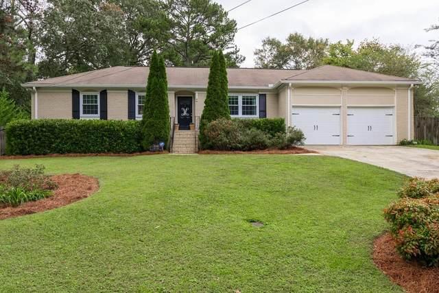 3341 Ann Road SE, Smyrna, GA 30080 (MLS #6795243) :: RE/MAX Paramount Properties