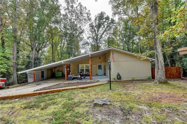 3143 Lake Ranch Drive, Gainesville, GA 30506 (MLS #6795401) :: North Atlanta Home Team