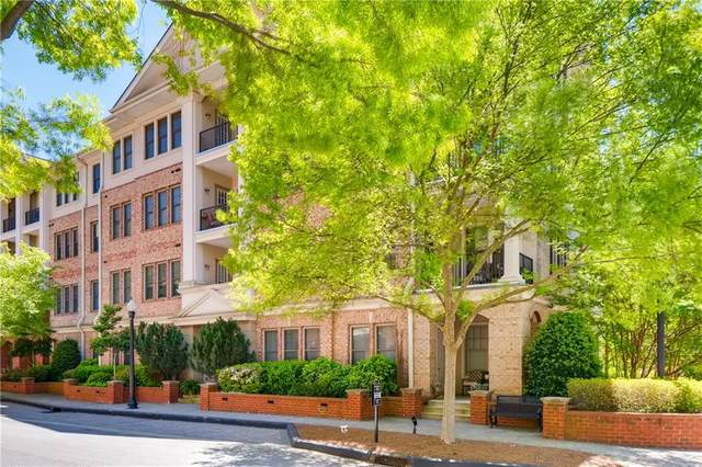 3621 Vinings Slope SE #3209, Atlanta, GA 30339 (MLS #6795404) :: Vicki Dyer Real Estate