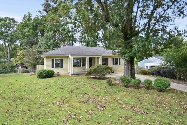 4010 E Johnson Circle, Chamblee, GA 30341 (MLS #6795575) :: North Atlanta Home Team