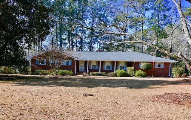 2493 S Lake Road, Snellville, GA 30078 (MLS #6795597) :: North Atlanta Home Team