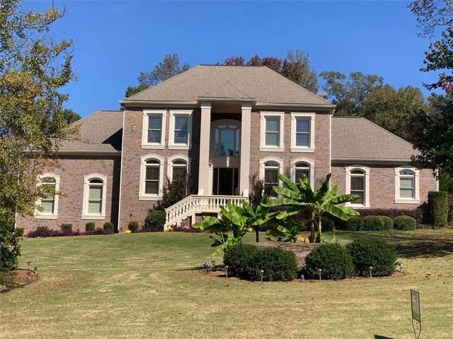 1001 Ardmore Trail, Hoschton, GA 30548 (MLS #6795636) :: AlpharettaZen Expert Home Advisors