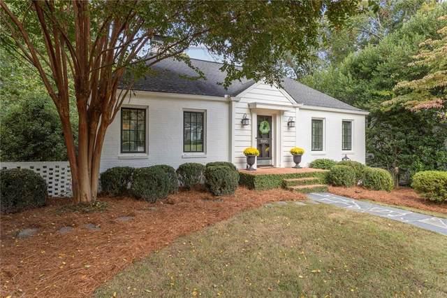 1880 Greystone Road NW, Atlanta, GA 30318 (MLS #6795829) :: Tonda Booker Real Estate Sales