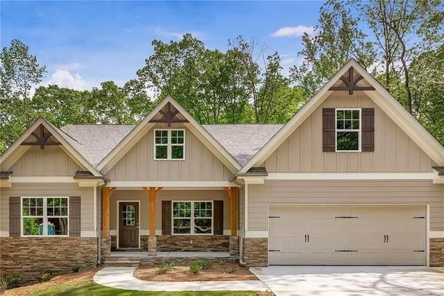 105 Cayuse Court, Waleska, GA 30183 (MLS #6795973) :: Tonda Booker Real Estate Sales
