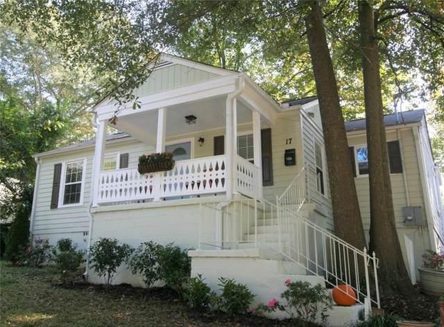 17 Melford Place, Avondale Estates, GA 30002 (MLS #6796246) :: North Atlanta Home Team