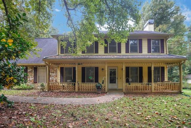 30 Indian Creek Trail, Sharpsburg, GA 30277 (MLS #6796367) :: North Atlanta Home Team
