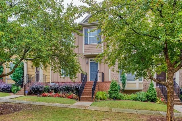 3935 Covey Flush Court SW #25, Smyrna, GA 30082 (MLS #6796499) :: North Atlanta Home Team