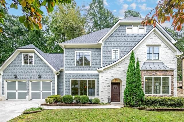 2899 Stonecreek Road SE, Smyrna, GA 30080 (MLS #6796512) :: North Atlanta Home Team