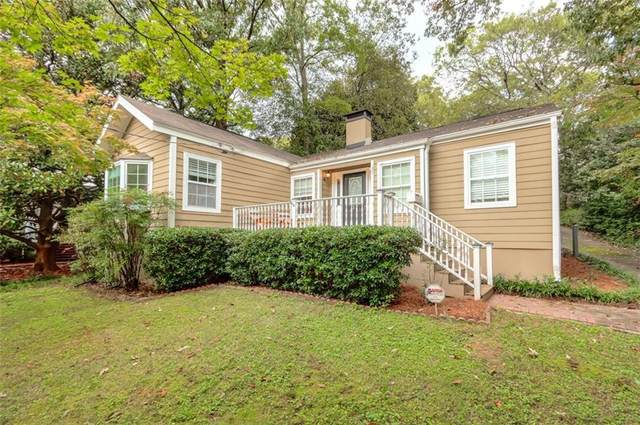 37 Standish Avenue NW, Atlanta, GA 30309 (MLS #6796540) :: Rock River Realty