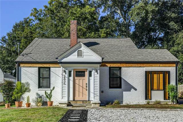 2836 Hosea L Williams Drive NE, Atlanta, GA 30317 (MLS #6796648) :: Tonda Booker Real Estate Sales