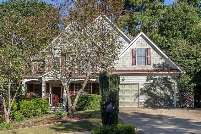 128 Gold Bridge Crossing, Canton, GA 30114 (MLS #6796729) :: Tonda Booker Real Estate Sales