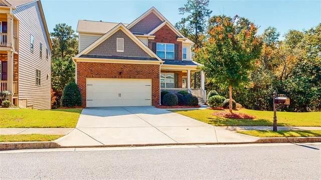 818 Harrison Drive, Acworth, GA 30102 (MLS #6796756) :: Tonda Booker Real Estate Sales