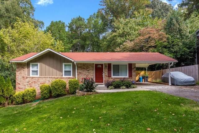 3395 Kenland Road SE, Smyrna, GA 30082 (MLS #6796818) :: Tonda Booker Real Estate Sales