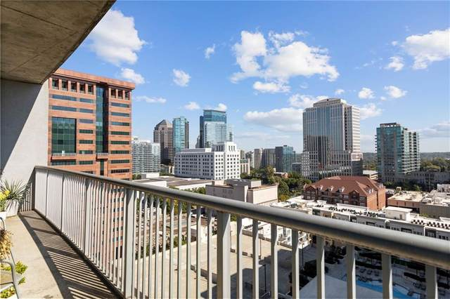 950 W Peachtree Street NW #1810, Atlanta, GA 30309 (MLS #6796988) :: North Atlanta Home Team